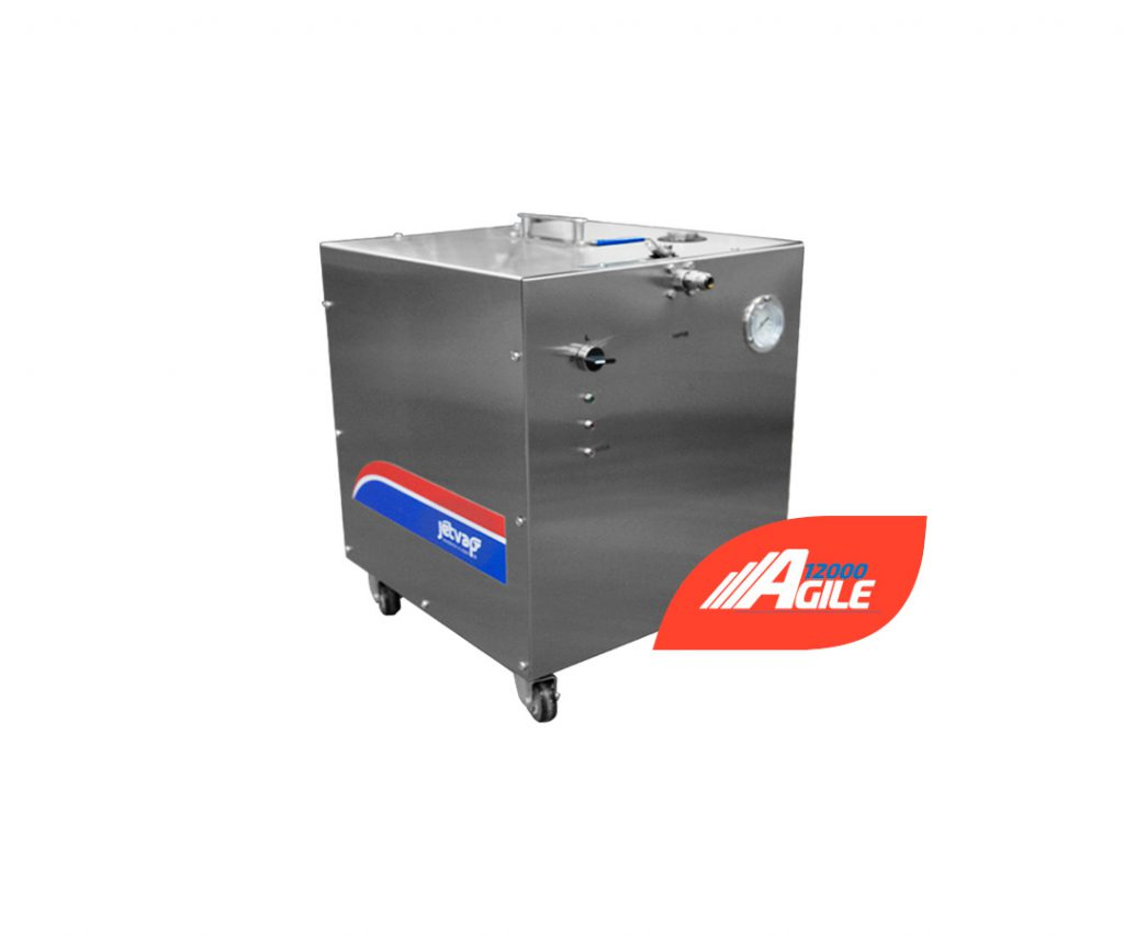 Lavadora a vapor Jet Vap Ágile 12000 Jet Vap   Lavadoras a Vapor - Jet Vap