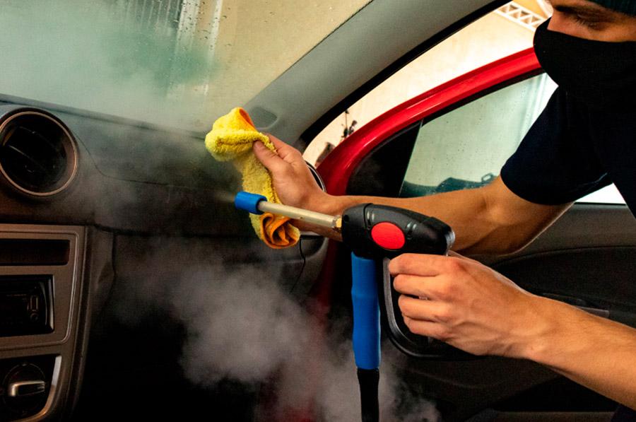 Mais do que vendedores, uma equipe de consultores de limpeza a vapor | Jet Vap - Lavadoras a Vapor